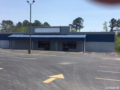 Garland County Commercial For Sale: 2529 Airport Road