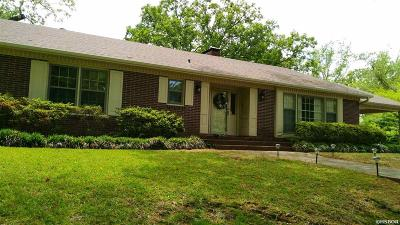 Garland County Single Family Home Active - Contingent: 118 Parkridge