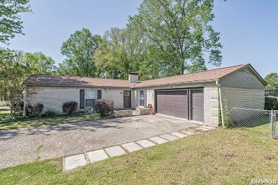 Hot Springs Single Family Home For Sale: 200 Markwood Ct.