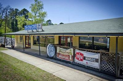 Garland County Commercial For Sale: 910 Higdon Ferry Rd