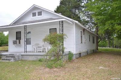 Pearcy Single Family Home For Sale: 1826 Pearcy Rd