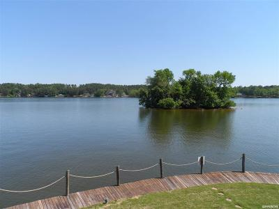 Garland County Condo/Townhouse For Sale: 400 Farr Shores #2D