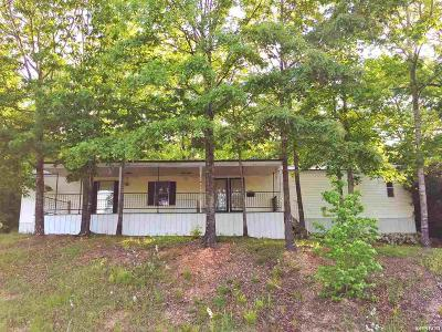 Hot Springs AR Single Family Home For Sale: $74,900