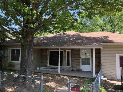 Hot Springs Single Family Home Active - Contingent: 403 Main St