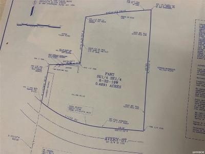 Garland County Commercial For Sale: Avery Street