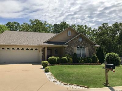 Hot Springs Single Family Home For Sale: 105 Whispering Oak