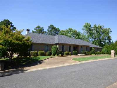 Hot Springs Single Family Home For Sale: 115 Ravenwood Place