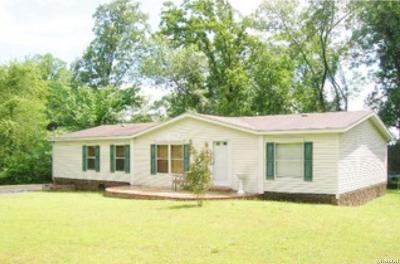 Hot Springs Single Family Home Active - Contingent: 253 Sour Rock Springs Rd