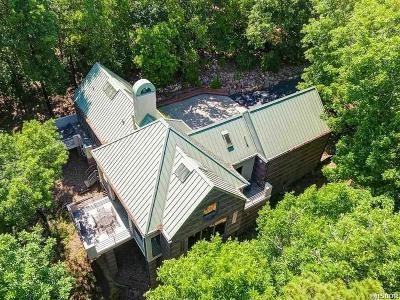 Hot Springs Single Family Home For Sale: 15 Sitio De Presa