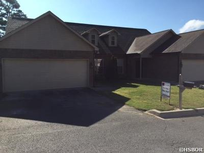 Garland County Multi Family Home For Sale: 112-B Shadow Peak Lane