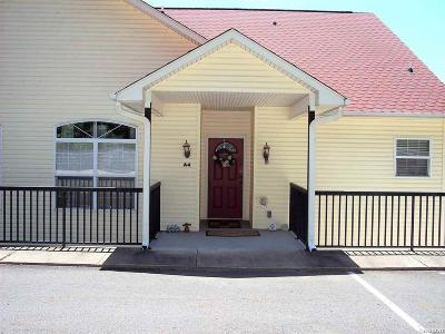 Hot Springs AR Condo/Townhouse For Sale: $164,900