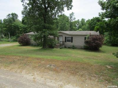 Pearcy AR Single Family Home For Sale: $99,900