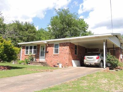 Hot Springs AR Single Family Home For Sale: $59,900