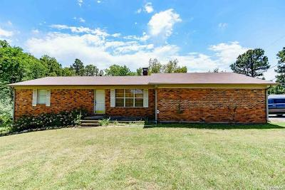 Hot Springs AR Single Family Home For Sale: $139,000