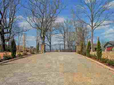 Hot Springs AR Residential Lots & Land For Sale: $492,480