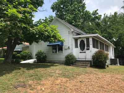 Garland County Single Family Home For Sale: 314 N Beard