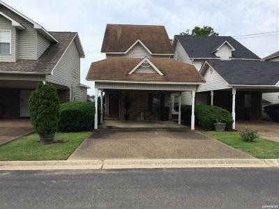 Garland County Single Family Home For Sale: 112 Lake Pointe Cove