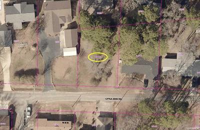 Hot Springs Residential Lots & Land For Sale: Lot 9 Little John Tr