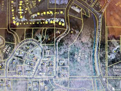 Hot Springs AR Residential Lots & Land For Sale: $34,000