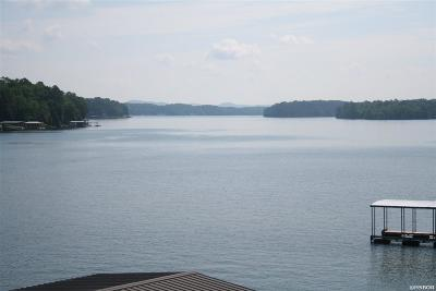 Garland County Condo/Townhouse For Sale: 225 Lookout Point #E-4