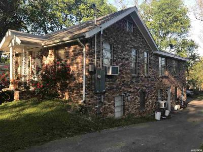 Garland County Multi Family Home For Sale: 215 Centerview