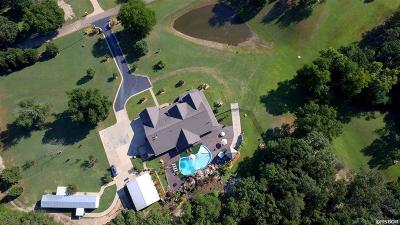 Hot Springs AR Single Family Home For Sale: $1,200,000