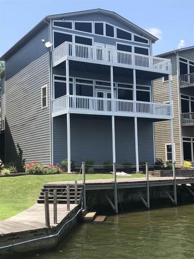 Hot Springs Single Family Home For Sale: 110 Hamilton Peak Cove