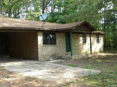 Single Family Home For Sale: 32248 Sulphur Springs Road