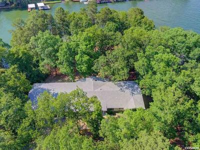 Hot Springs Single Family Home Active - Contingent: 201 Summertime Bay