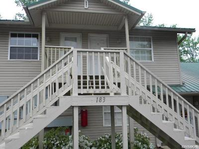 Hot Springs AR Condo/Townhouse For Sale: $58,500