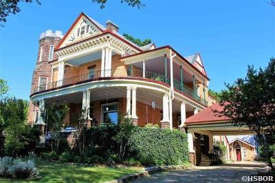 Hot Springs Single Family Home For Sale: 420 Quapaw Av