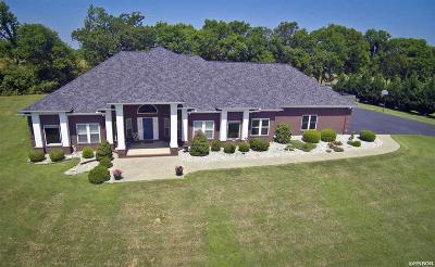 Hot Springs Single Family Home For Sale: 163 Forest Bend Pl.