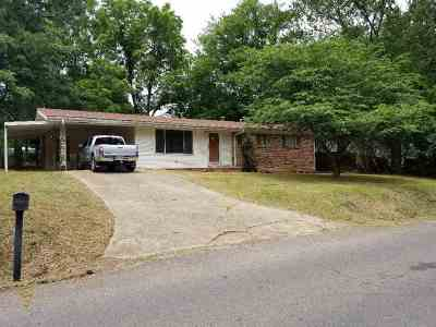 Hot Springs AR Single Family Home For Sale: $79,500