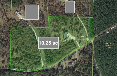 Residential Lots & Land For Sale: 350 Massey Rd