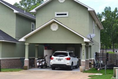 Hot Springs Single Family Home For Sale: 229 Long Beach Dr