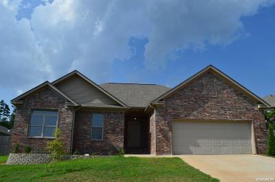 Benton Single Family Home For Sale: 1206 Kings Ct