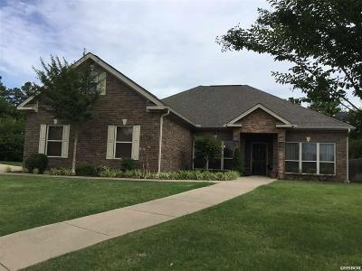 Garland County Single Family Home For Sale: 123 Forest Lakes Blvd