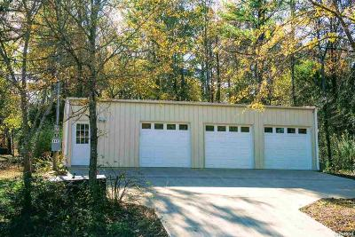 Hot Springs Single Family Home For Sale: 1443 Treasure Isle Road