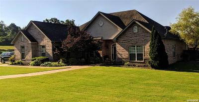 Single Family Home For Sale: 207 Quail Ridge Dr.