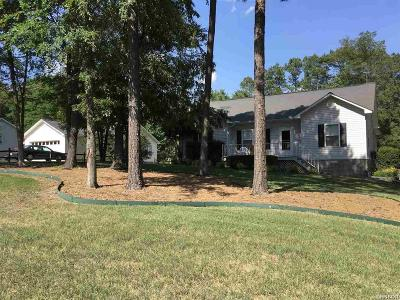 Hot Springs Single Family Home Active - Contingent: 235 Adcock Rd