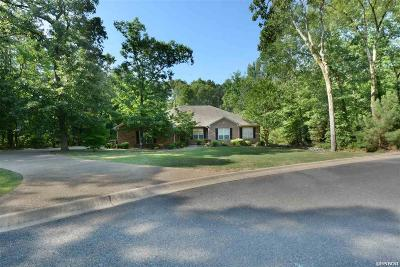 Single Family Home Active - Contingent: 225 Rose Creek Ct