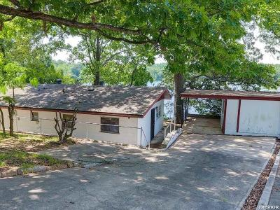 Hot Springs Single Family Home For Sale: 150 Haggard Loop