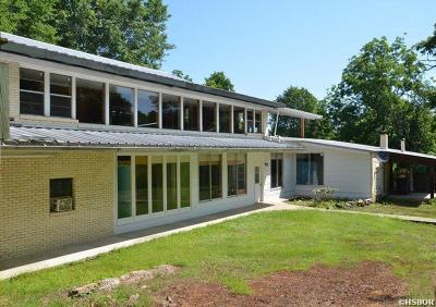 Bonnerdale Single Family Home For Sale: 7003 Amity Rd