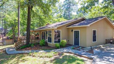 Hot Springs Single Family Home For Sale: 132 Mimosa