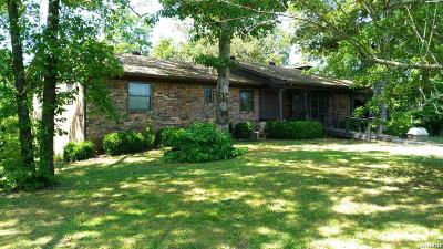 Garland County Single Family Home For Sale: 224 Oak Grove Road