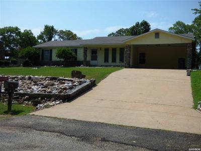 Single Family Home For Sale: 105 Homewood Pl