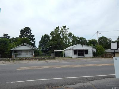 Garland County Commercial For Sale: 215 & 223 Golf Links Rd