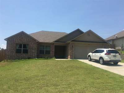 Hot Springs Single Family Home Active - Contingent: 192 Cambridge