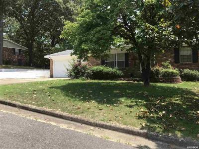 Single Family Home For Sale: 410 Cedarwood