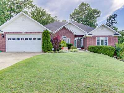 Hot Springs Single Family Home For Sale: 104 Turtle Dove Ct